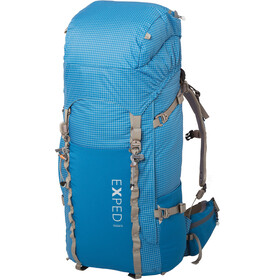 Exped Thunder 50 Backpack deep sea blue